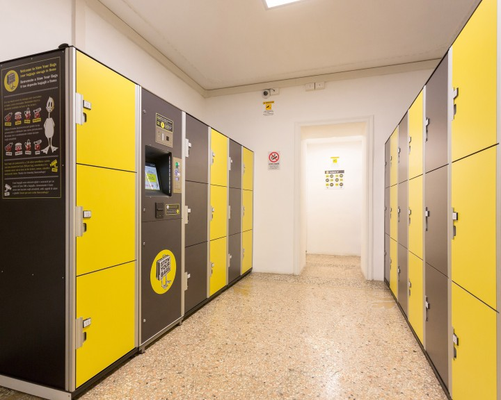 Stow your bags - Lockers | ROME | VIA GERMANICO 20 | Vatican