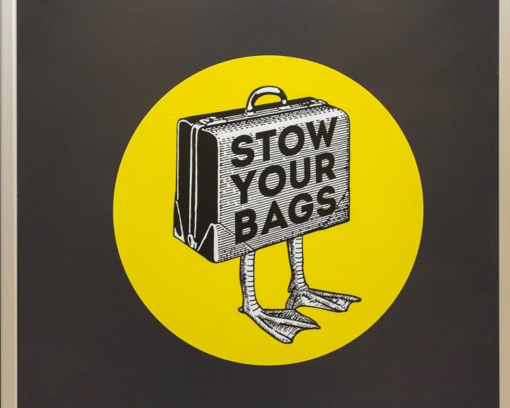 Stow your bags | CATANE | Via Mancini 22 | Via Etnea | Théâtre Bellini